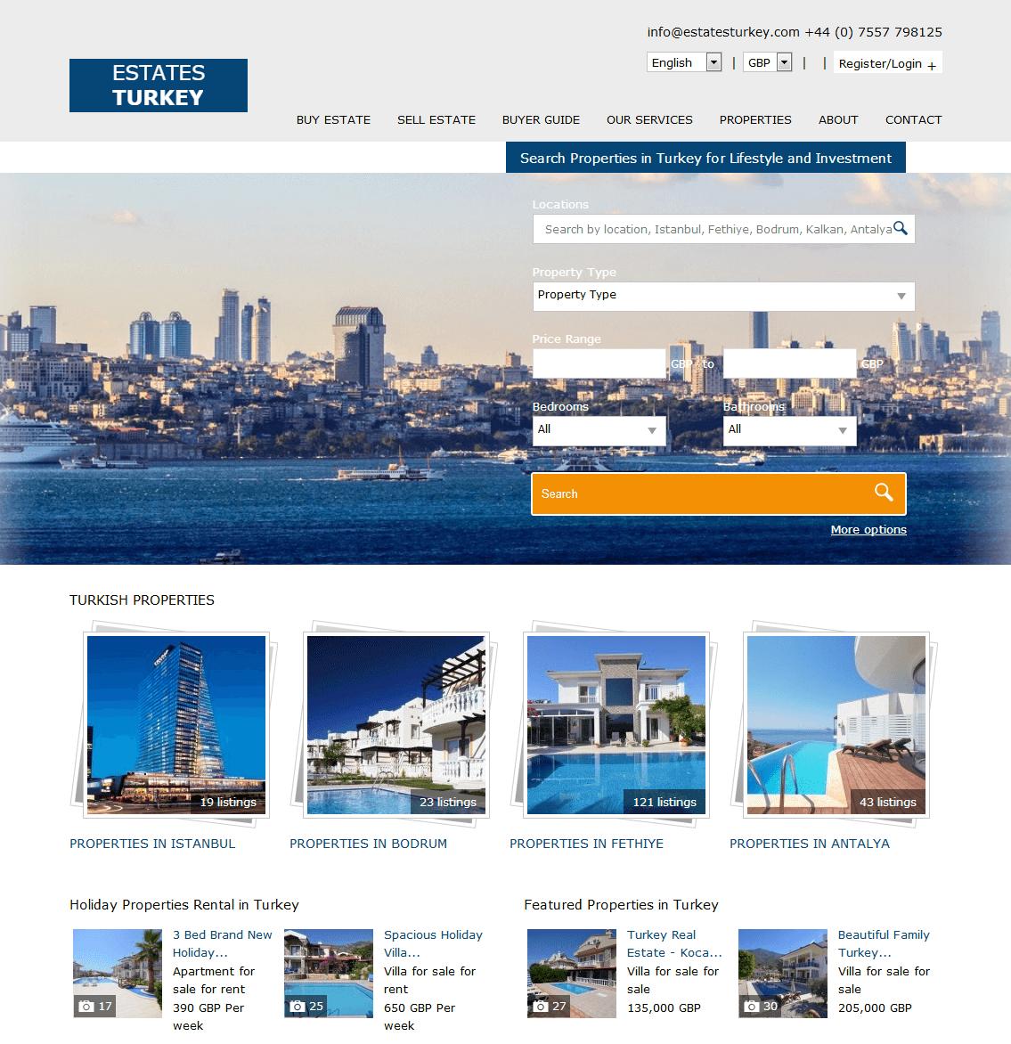 estatesturkey.com