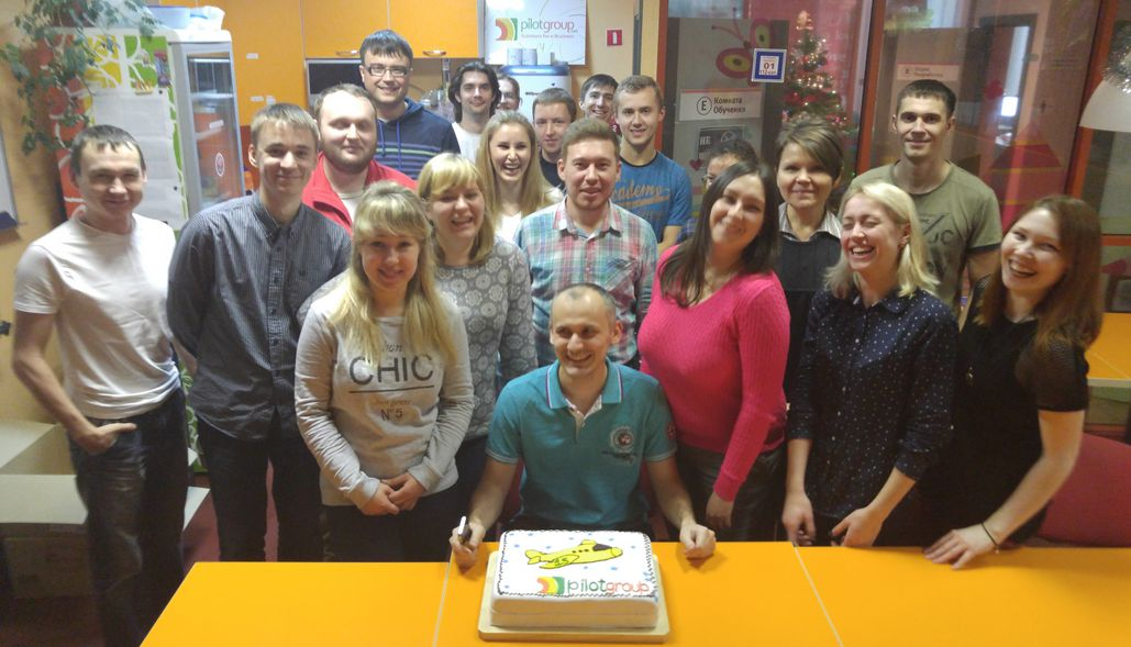 15-cake-team